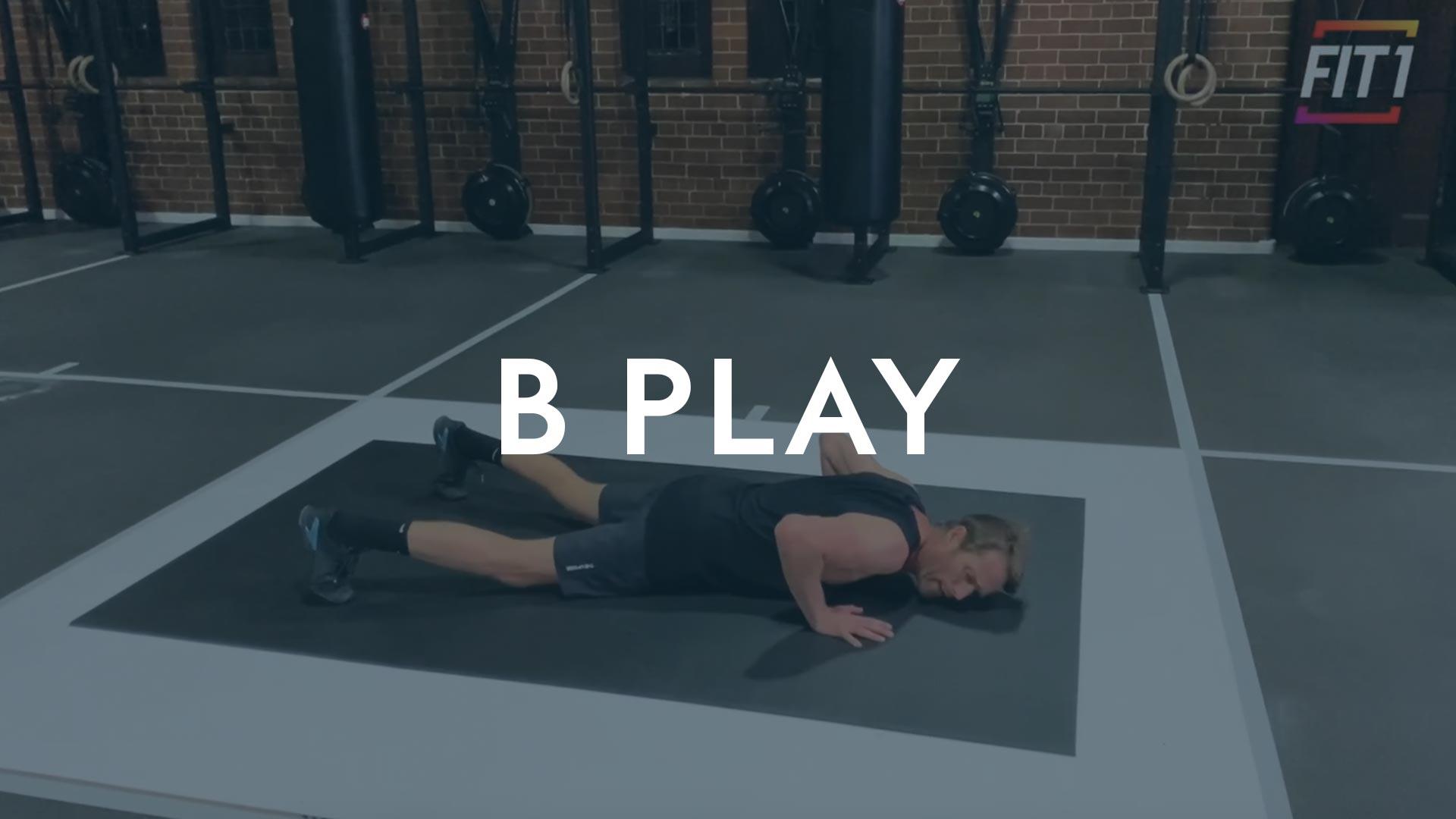 B Play