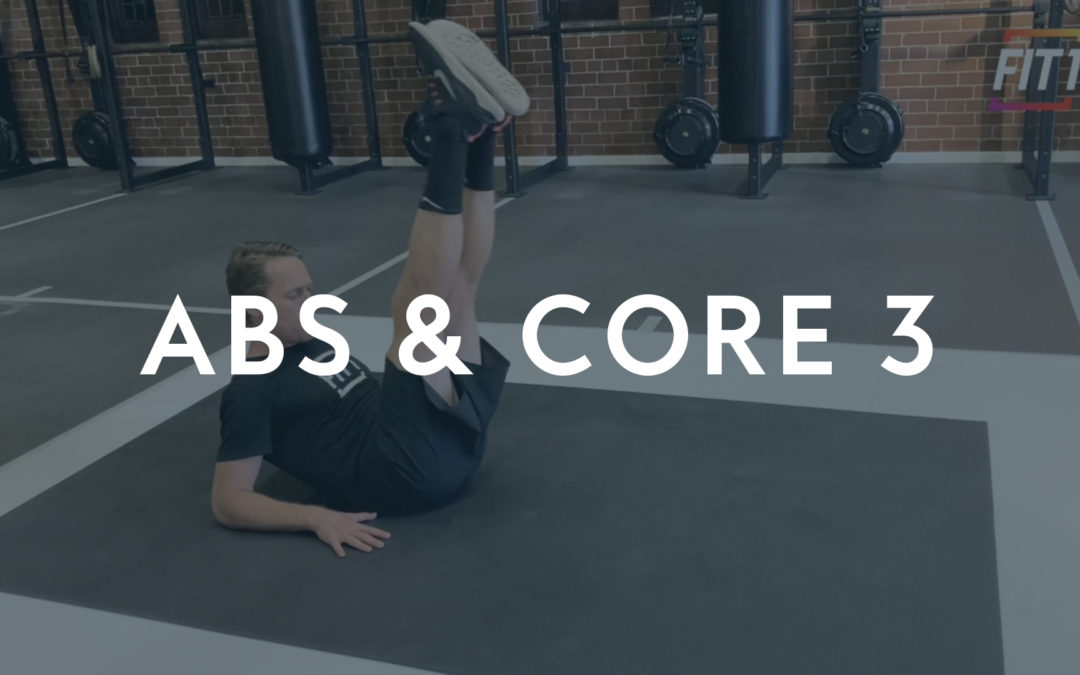 ABS & CORE 3