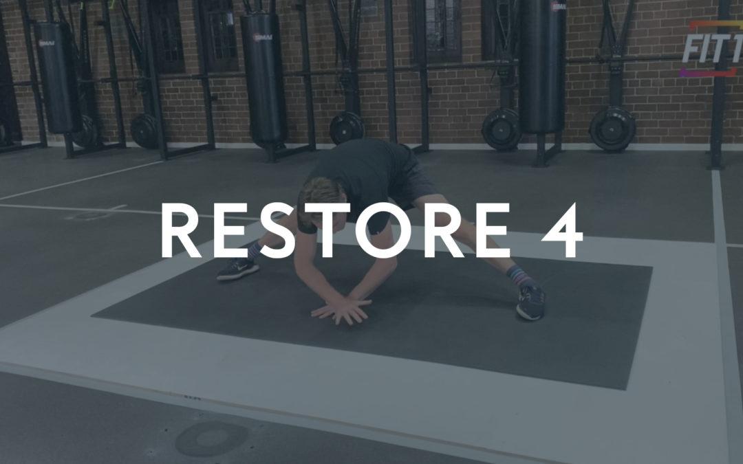RESTORE 4