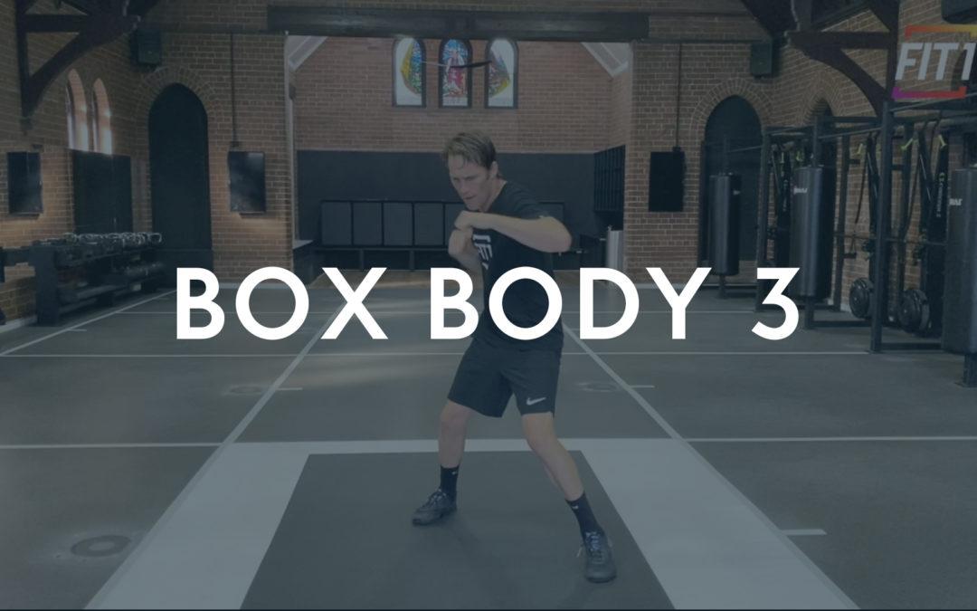BOX BODY 3