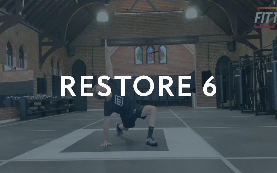 RESTORE 6