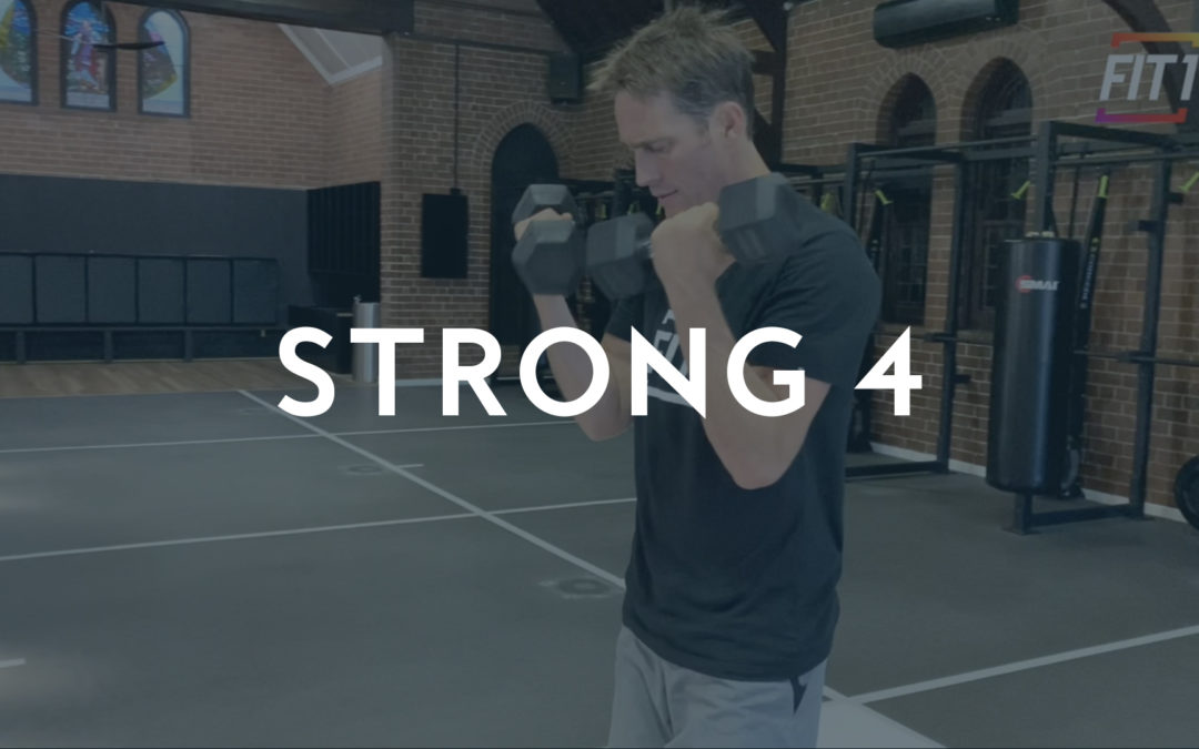 STRONG 4