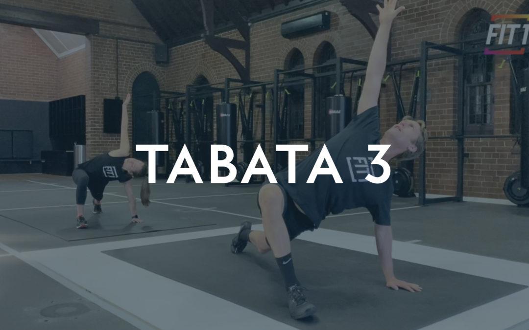 TABATA 3
