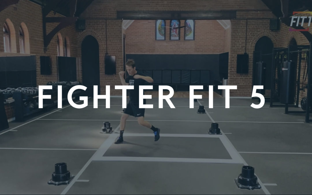 FIGHTER FIT 5