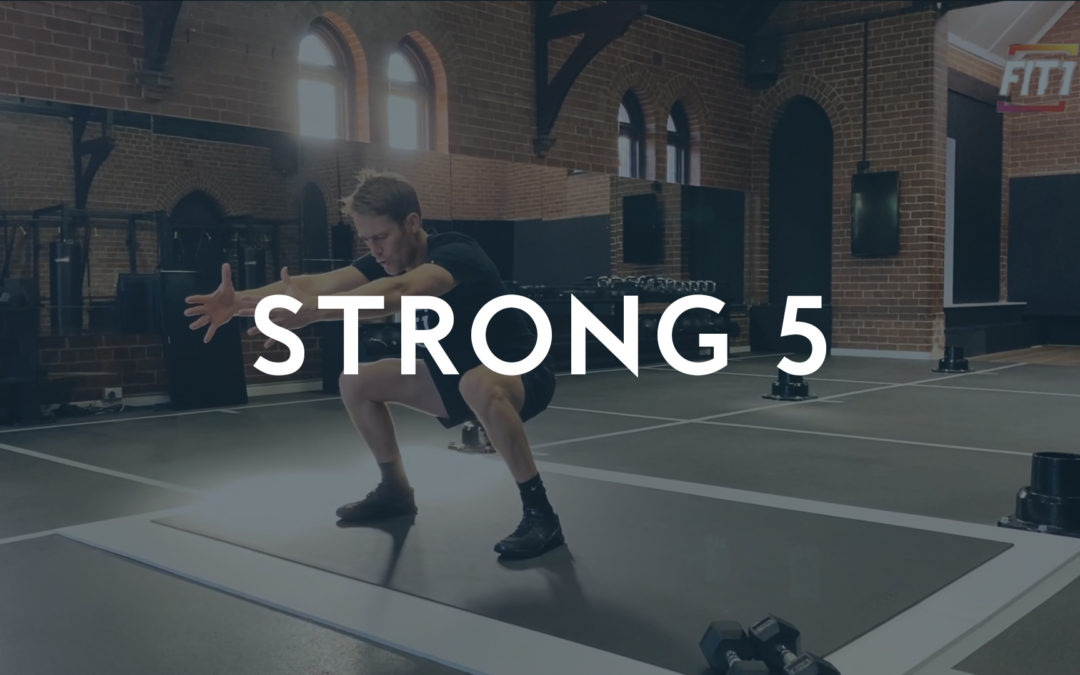 STRONG 5